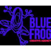 blue-frog-concept