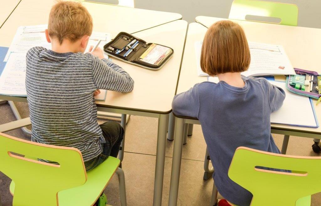 Zusammen in der Schule